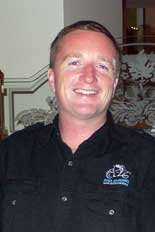 John Jesson, General Manager, Ayres Adventures