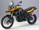 Ayres Adventures - BMW F800GS