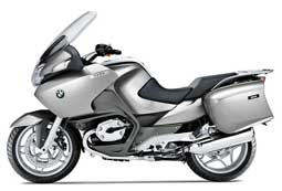 Ayres Adventures - BMW R1200RT