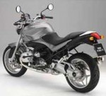 Ayres Adventures - BMW R1200R