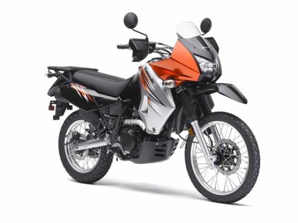 Ayres Adventures - Kawasaki KLR650