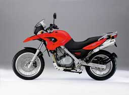 Ayres Adventures BMW G650GS
