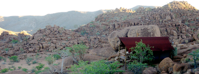 Mowani Mountain Camp
