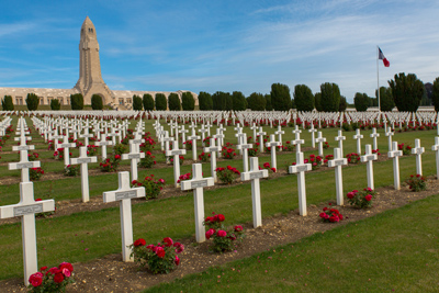 Normandy and the North Sea - riding the Milestones of History