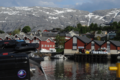 Norwegian Midnight Sun, Motorcycle Tour in Norway, Day 10