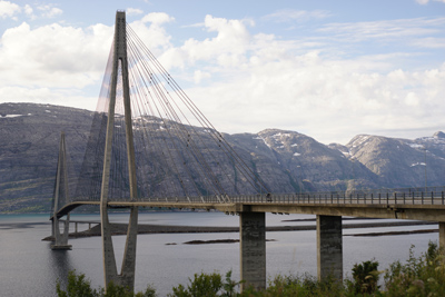 Norwegian Midnight Sun, Motorcycle Tour in Norway, Day 7