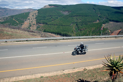Southern Cross Motorcycle Tour in South Africa, Day 10