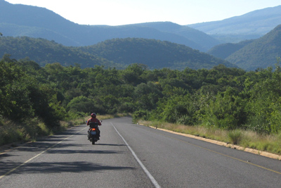 Southern Cross Motorcycle Tour in South Africa, Day 6