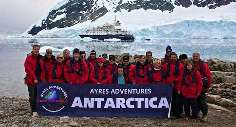 2009 Antarctica Group Shot