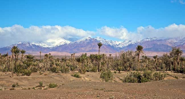 Morocco's Atlas Mountains