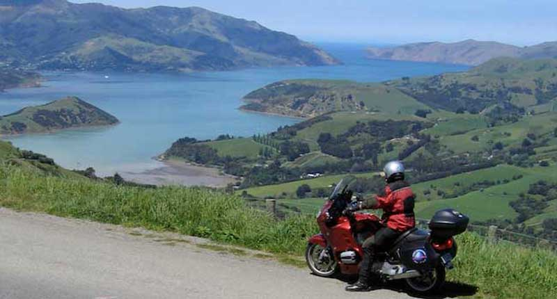 Banks Peninsula - Near Christchurch