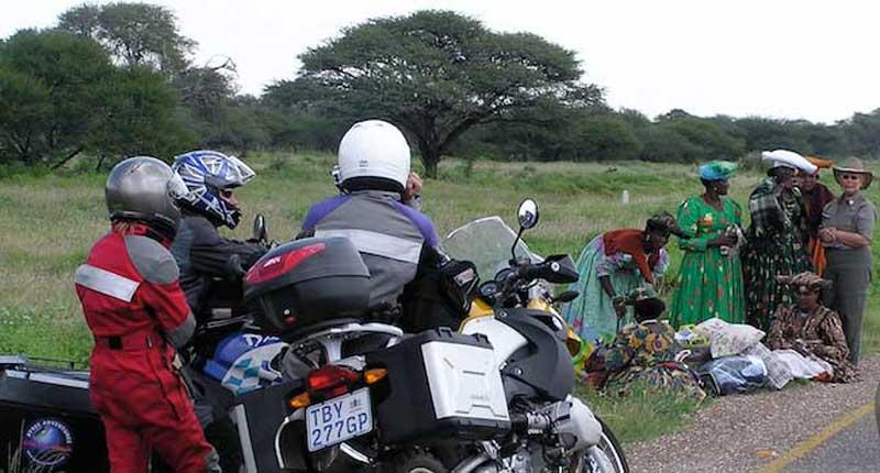 Botswanan Ladies