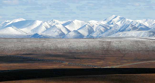 The Brooks Range