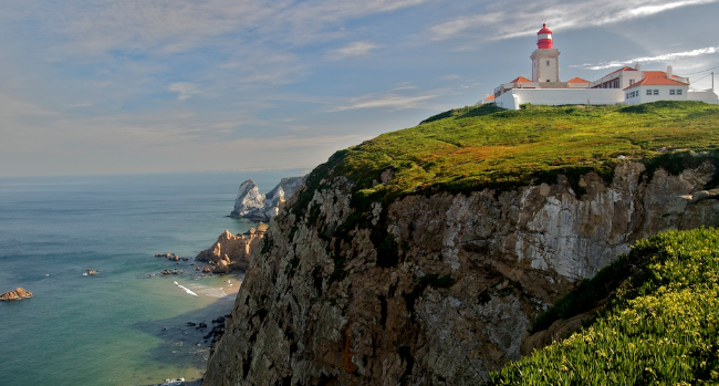 Cabo da Roca - Westernmost point in Europe