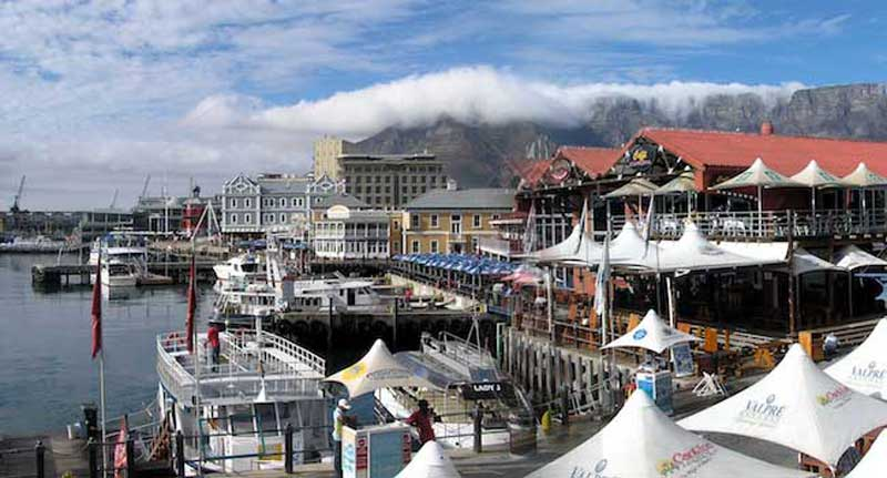 CapeTown - The Waterfront