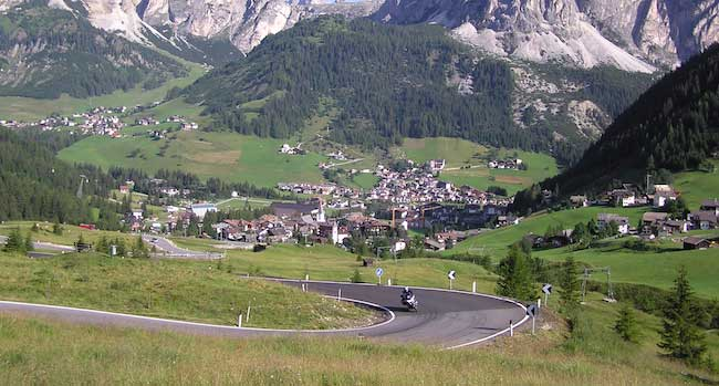 Corvara - Italian Dolomites