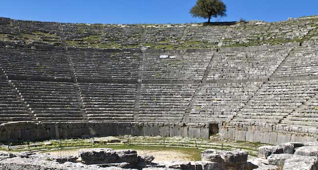 Dodoni Theater, Greece