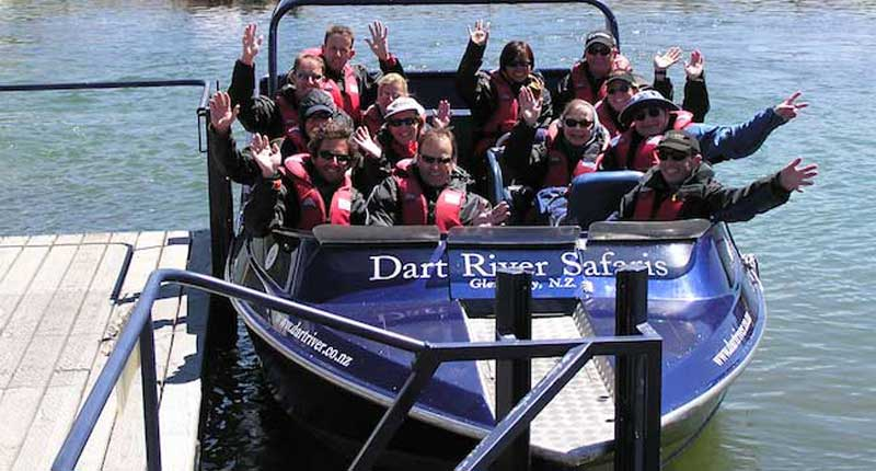 Preparing for the Dart River Safari