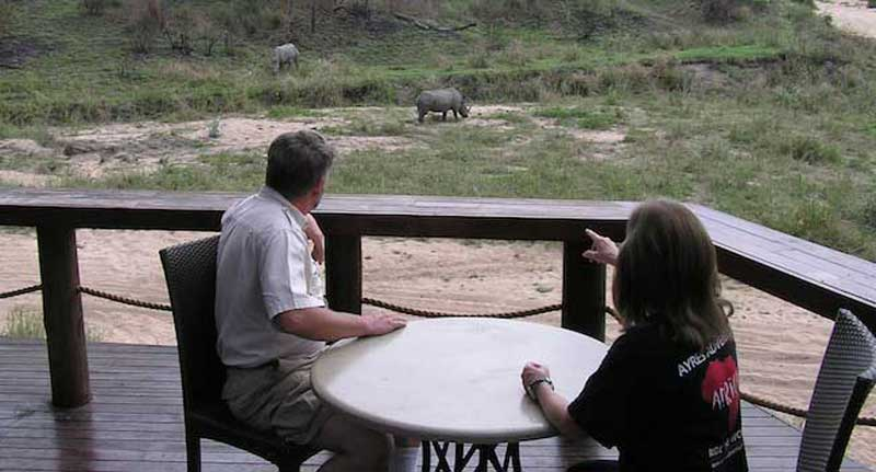 From Jock Safari Lodge - Kruger National Park