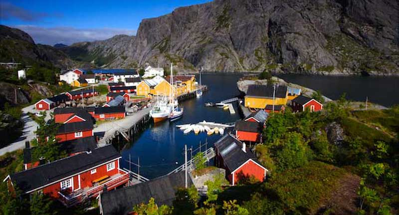 Lofoton Islands Village - Norway