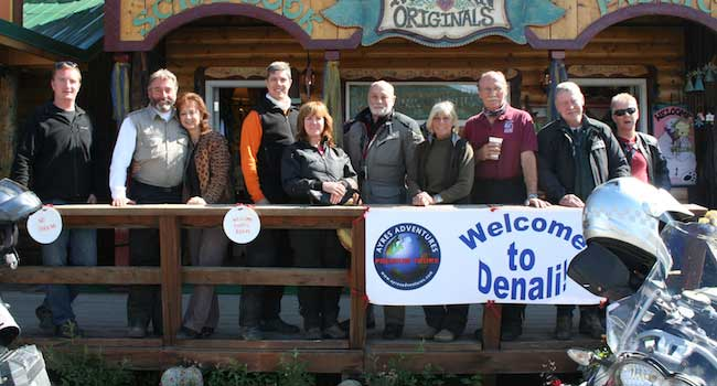 Northern Originals - Denali National Park Stop