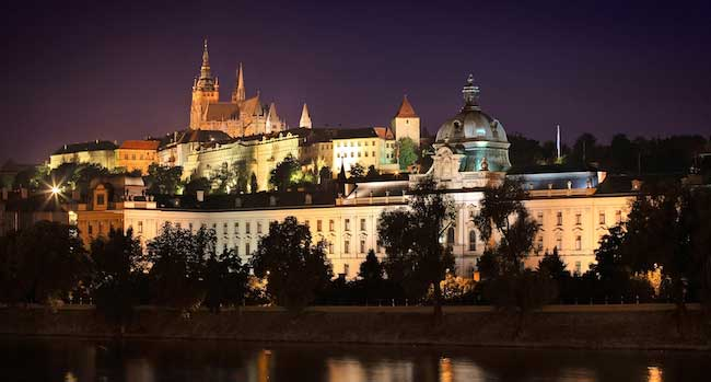 Prague Castle, Prague, Poland