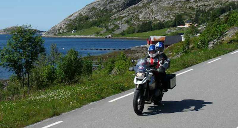 Riding Norwegian Lakes and Fjords