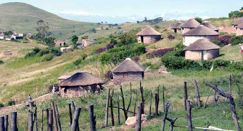 Zulu Village - Kwa-Zulu Natal