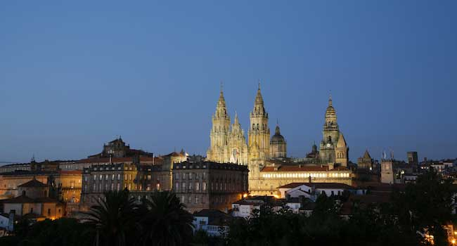 Santiago de Compostela, Galatia, Spain