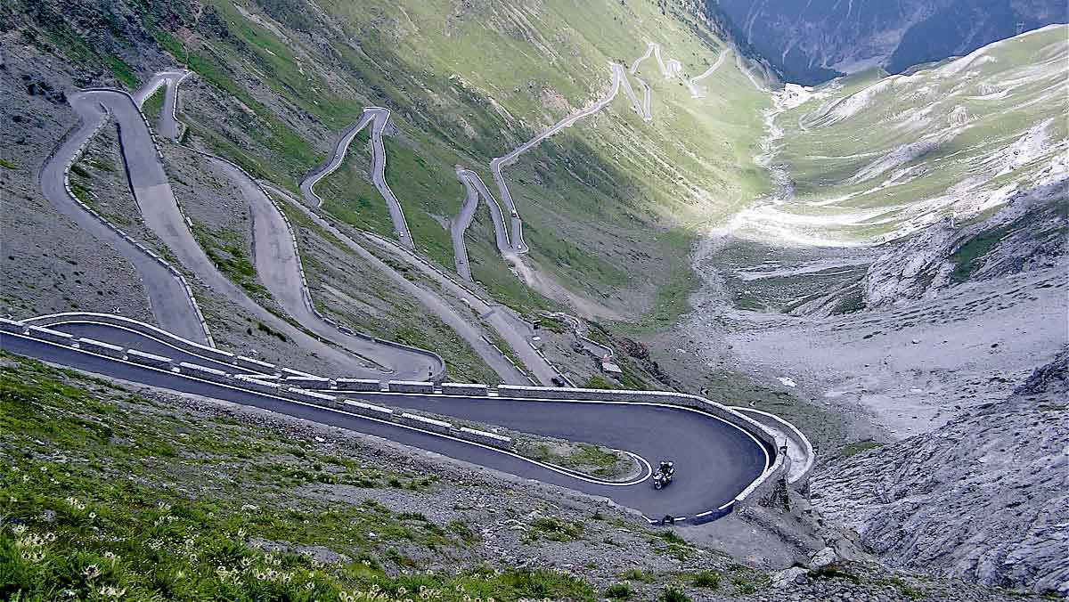 Stelvio Pass