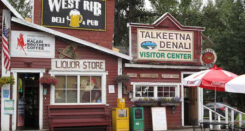 Shops - Talkeetna, Alaska