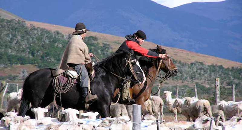 The Gauchos of Patagonia