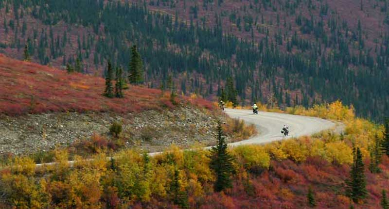 The Yukon in Early Fall