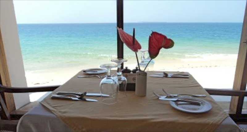 Dining on Zanzibar - the Spice Island