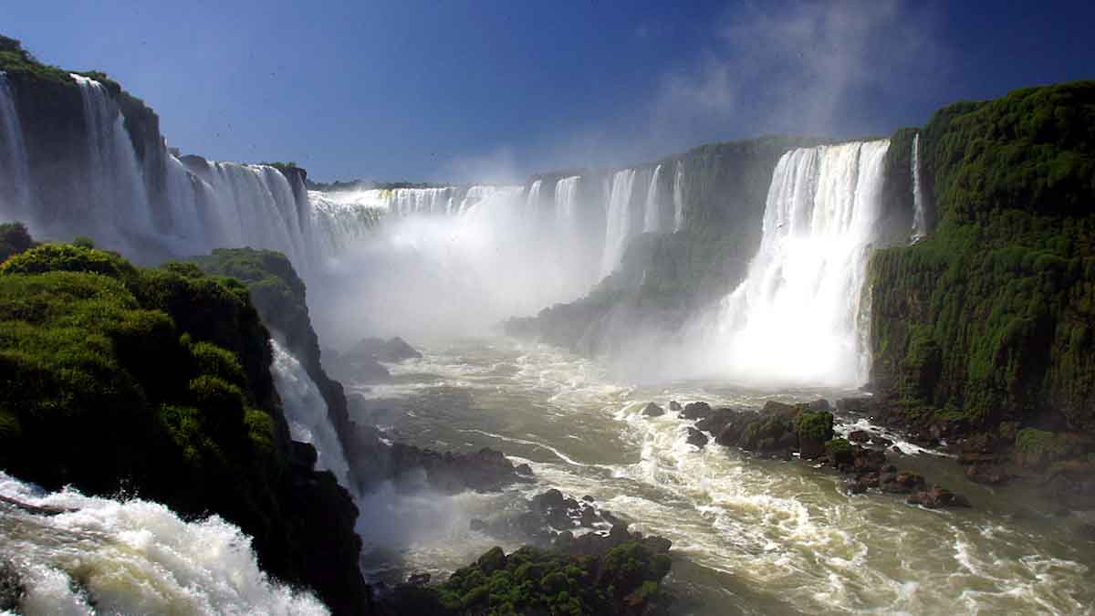 The Mighty Iguassu -