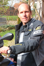 Claus Lazik, Tour Guide, Ayres Adventures
