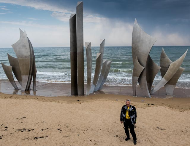 Omaha Beach, Ayres Adventures