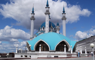 Kazan, Motorcycle Tour Ayres Adventures