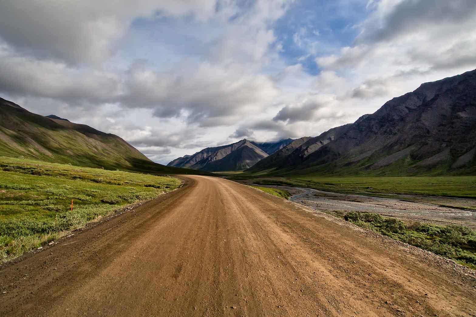 Scenic landscape, Alaska