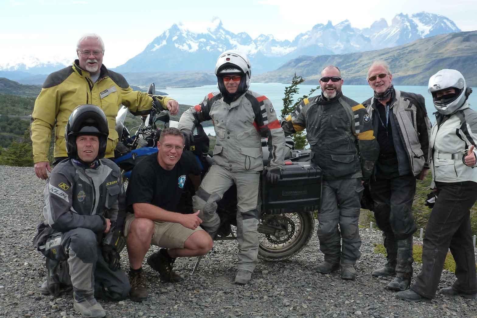 2015 Antarctica Adventure Group
