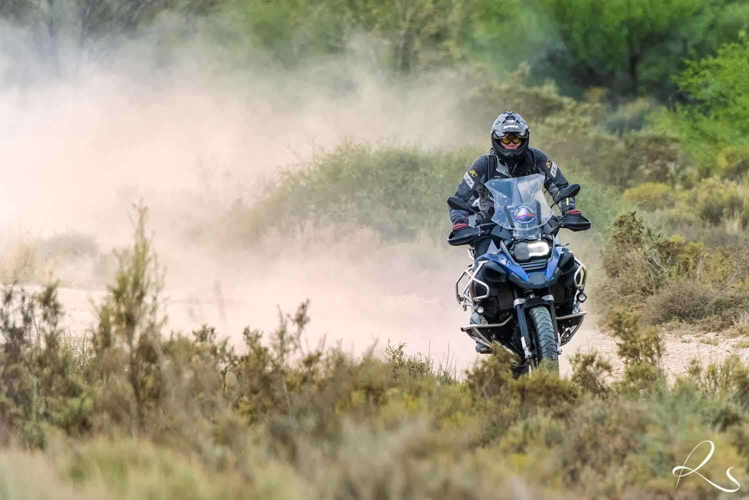 Off-Road Riding in Africa