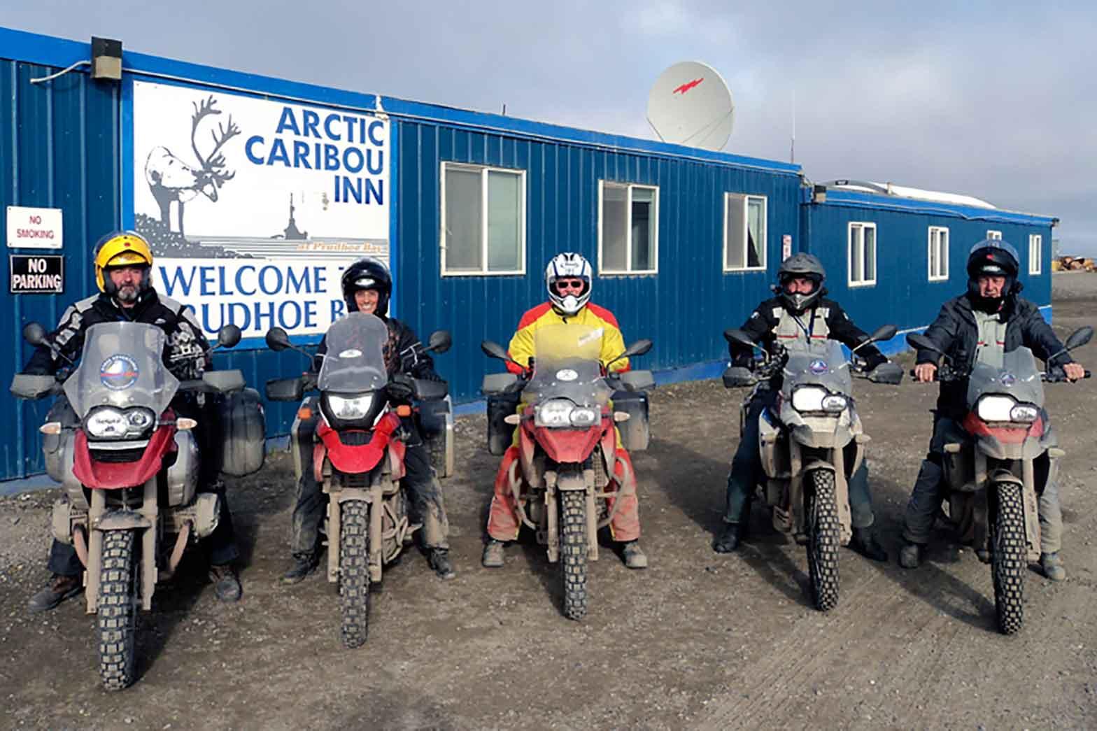 Arctic Cariboo Inn – Deadhorse, Alaska