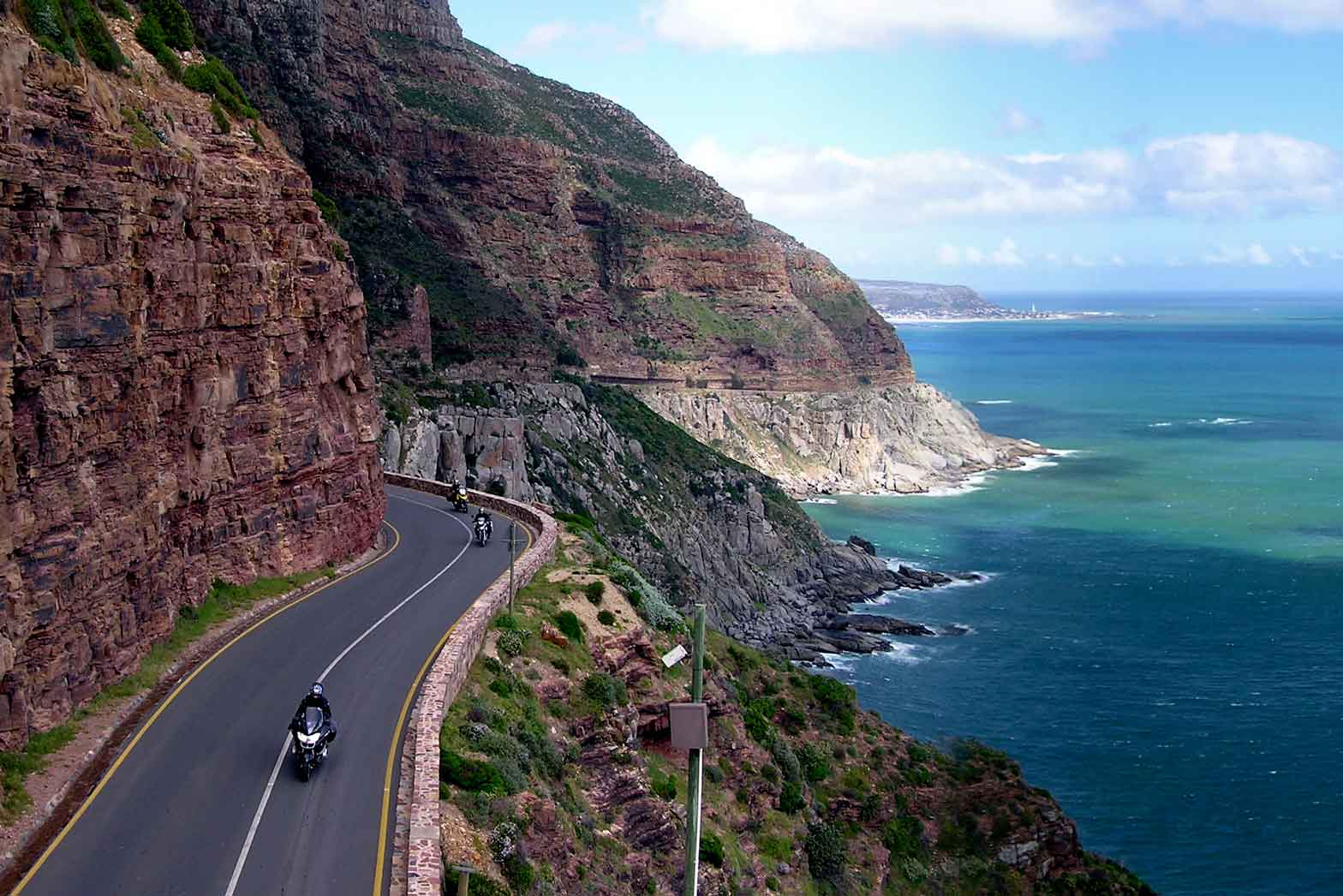 Chapmans Peak Drive, Cape Peninsula, South Africa, Into Africa