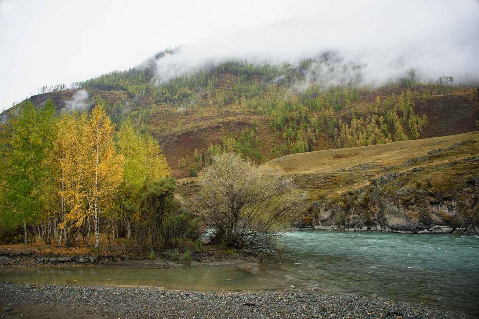 Chibit, Siberia
