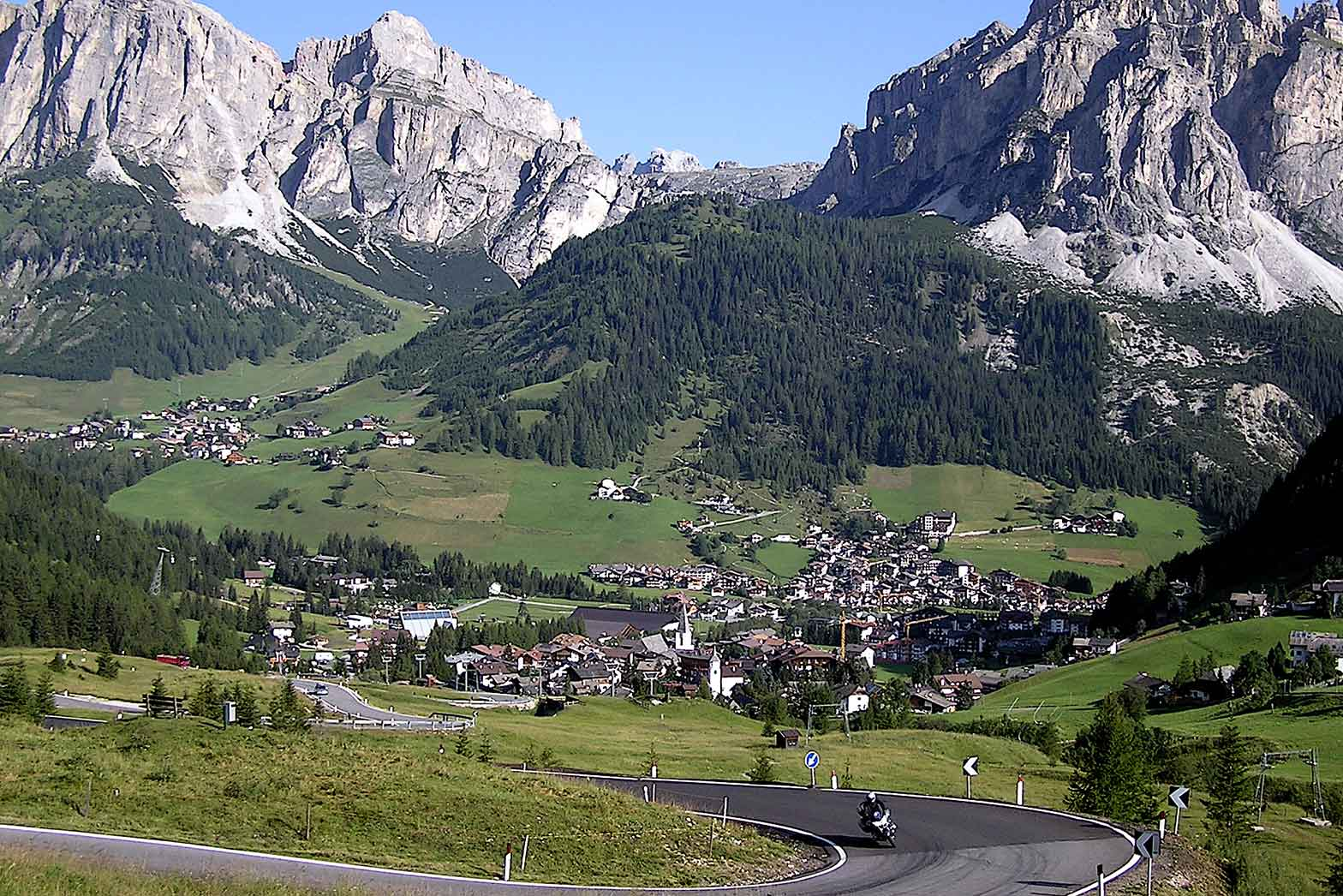 Corvara - Italian Dolomites