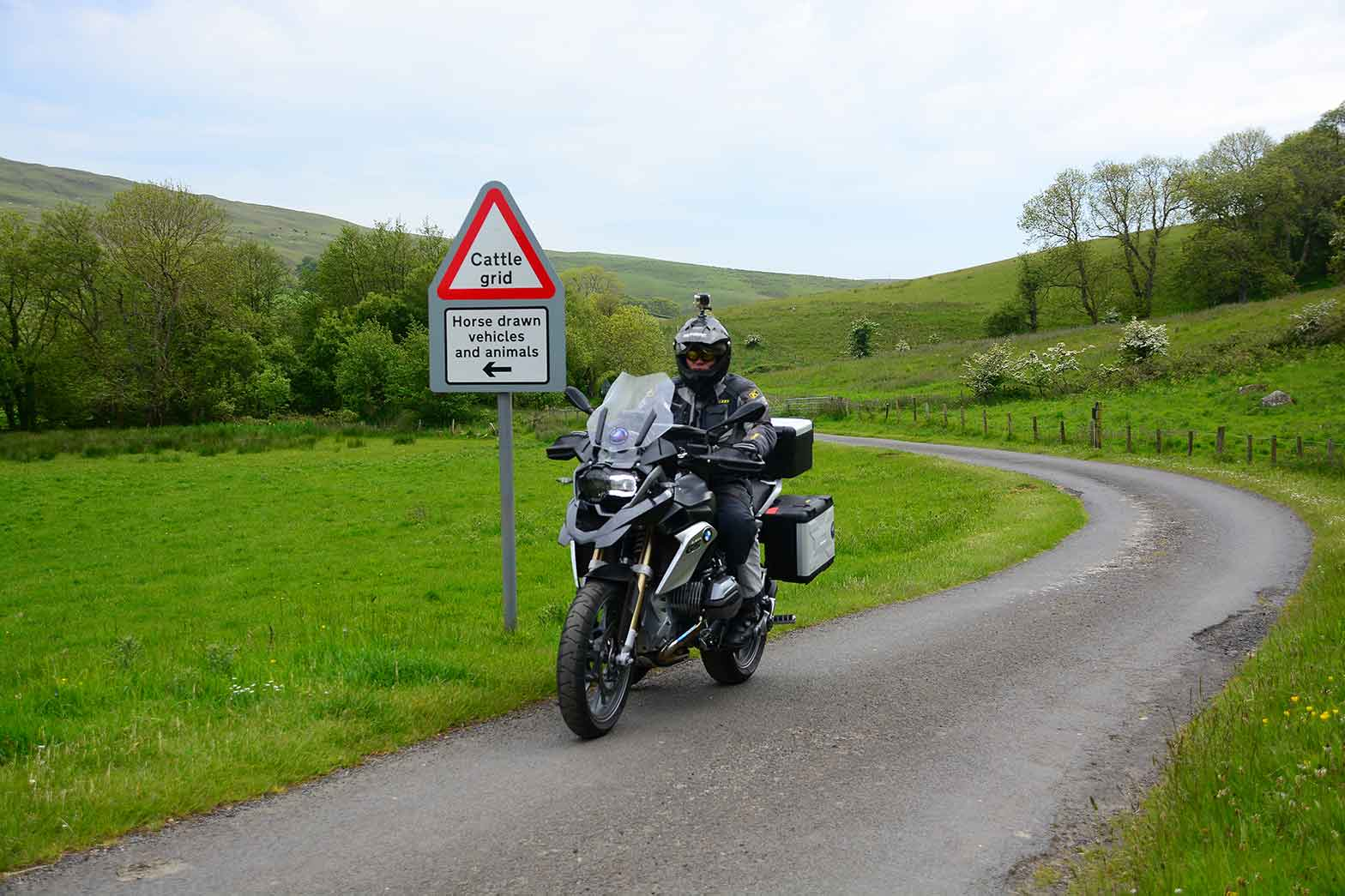 Country farm roads