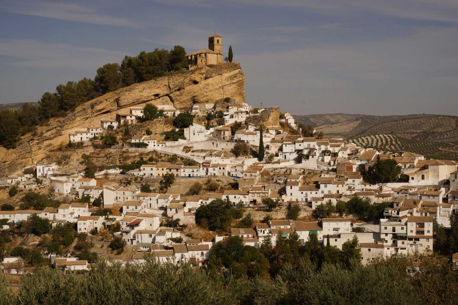 Andalusian village