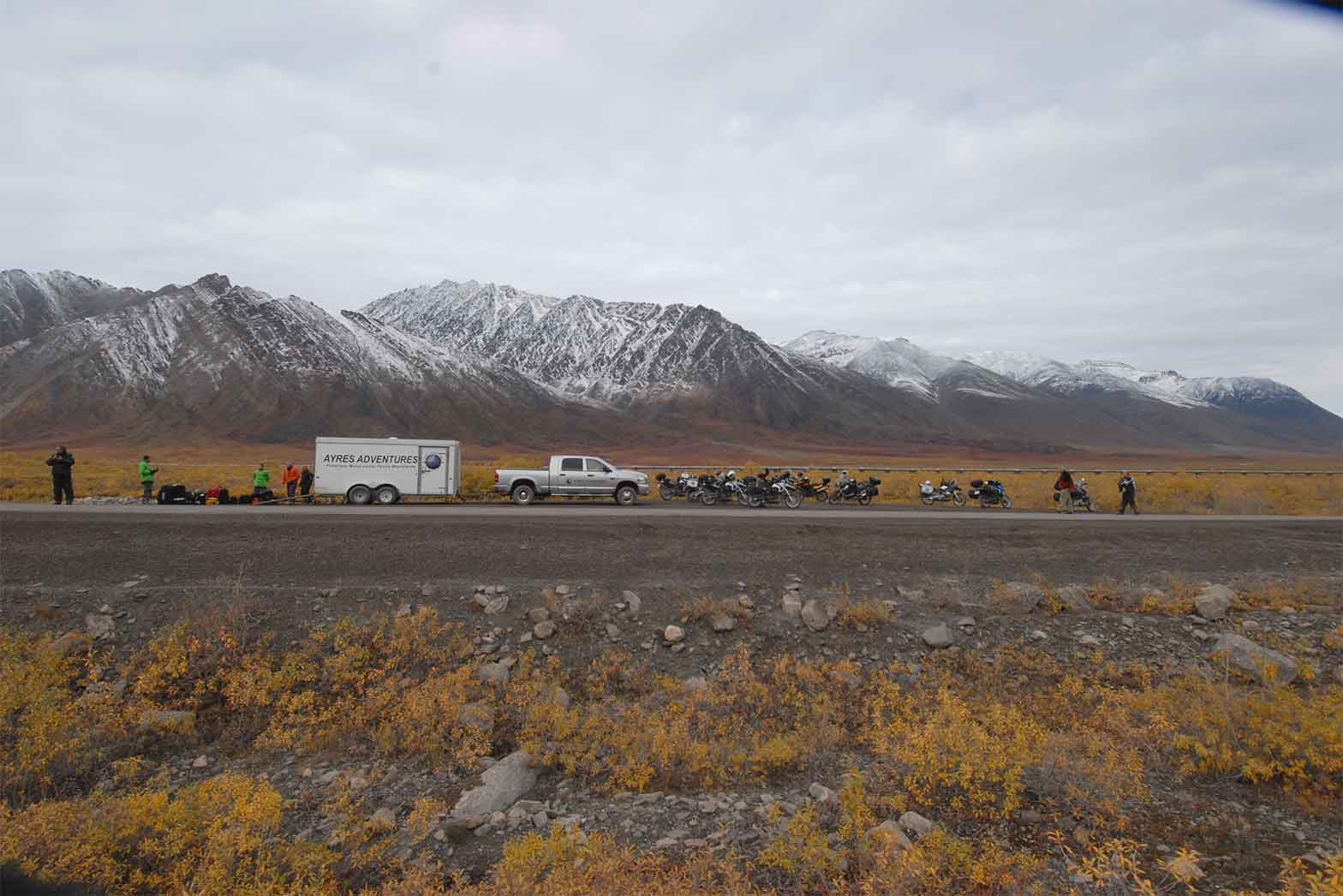 Fueling the Bikes on the Dalton Highway.jpg