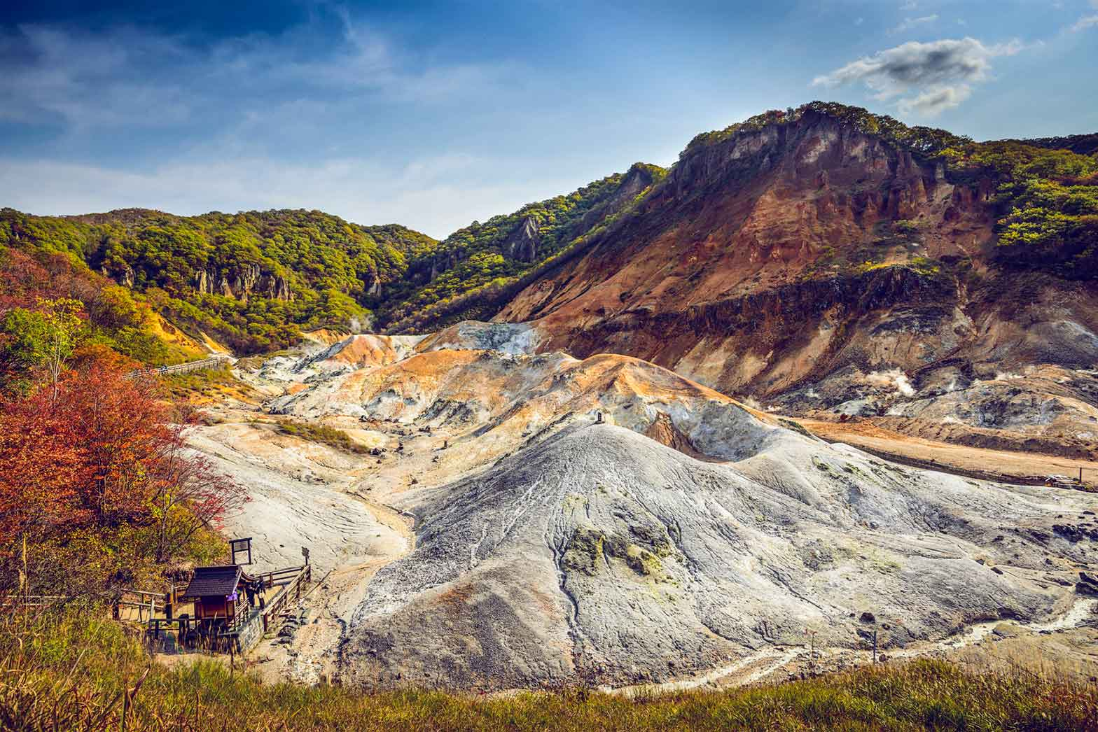 Hokkaido – Japan's Wild North