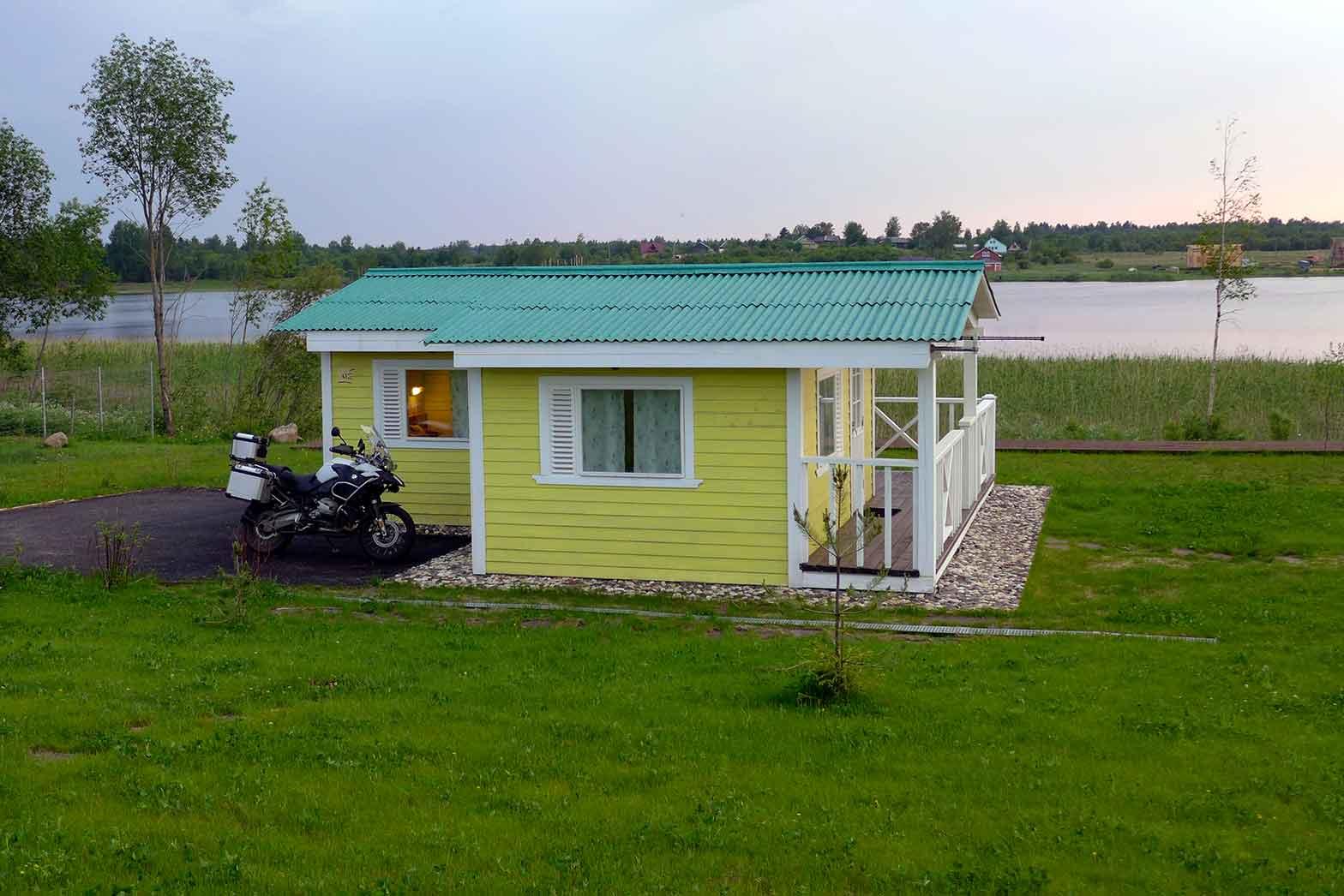 Laituri cabin